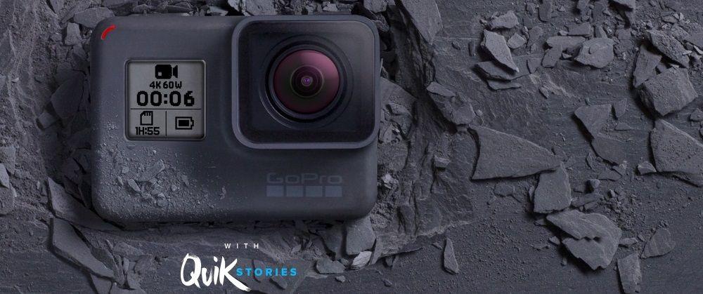 Kamera GoPro Hero 6 – recenzja akcesorium dla sportowców