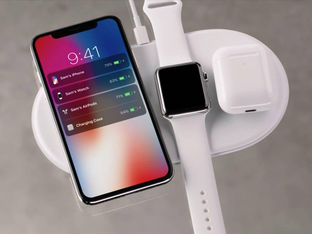 Przyszłe modele iPhone'a z jabłkowym układem zarządzającym energią