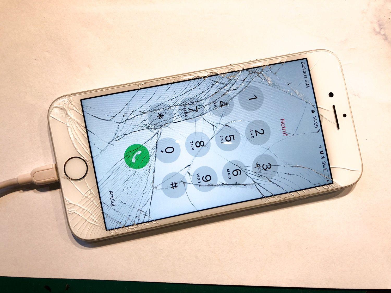 Zbita szybka w iPhone 8? Naprawa iPhone 8 w Serwis iPhone Szczecin APPLEMOBILE.PL
