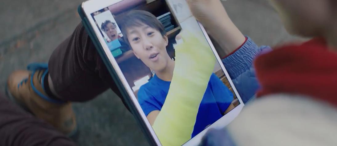 Nowa reklama iPada Pro