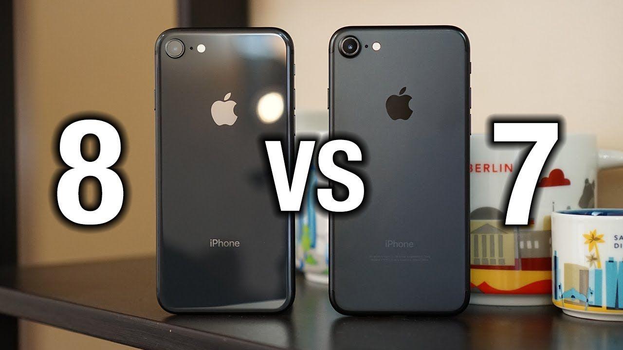 Różnice między iPhone 7, a iPhone 8. Czy warto dopłacać do nowszego modelu?