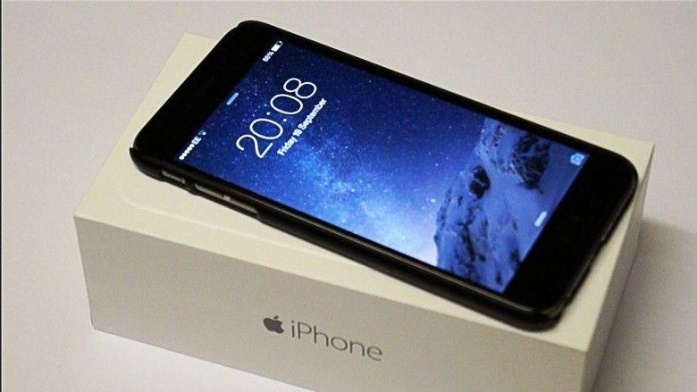 Przemyt kokainy w pudełkach po iPhone 6s