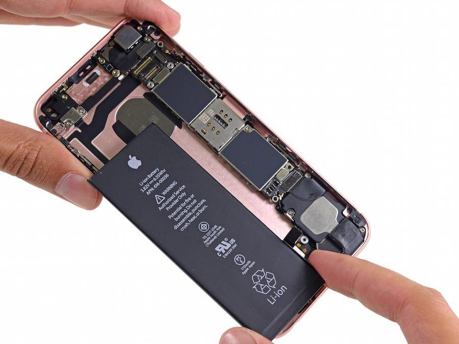 Nowa cena za wymianę baterii w iPhone