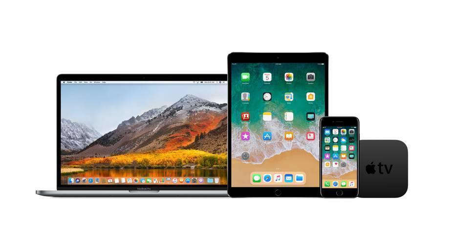 Nowe bety oprogramowania od Apple