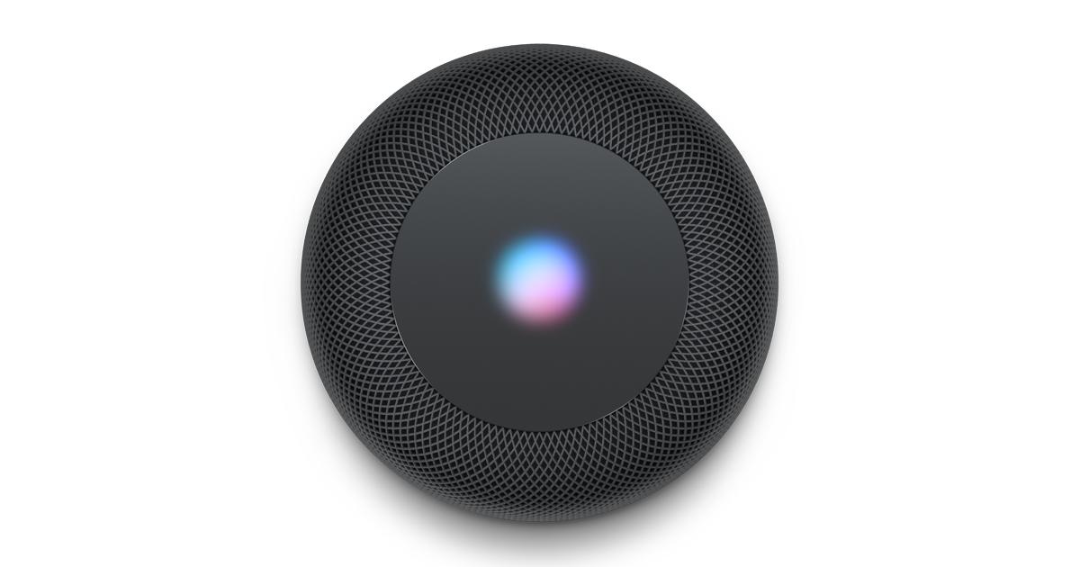 Apple na dniach ogłosi datę premiery głośnika HomePod