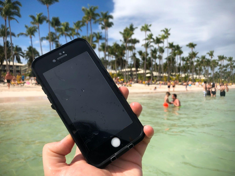 Wodoszczelne etui dla iPhone 7/8. Recenzja Lifeproof Fre