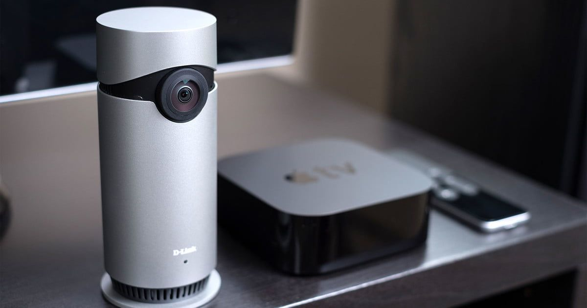 Kamera do monitoringu domu z Apple HomeKit od D-Link. Poznajcie OMNA 180 CAM HD