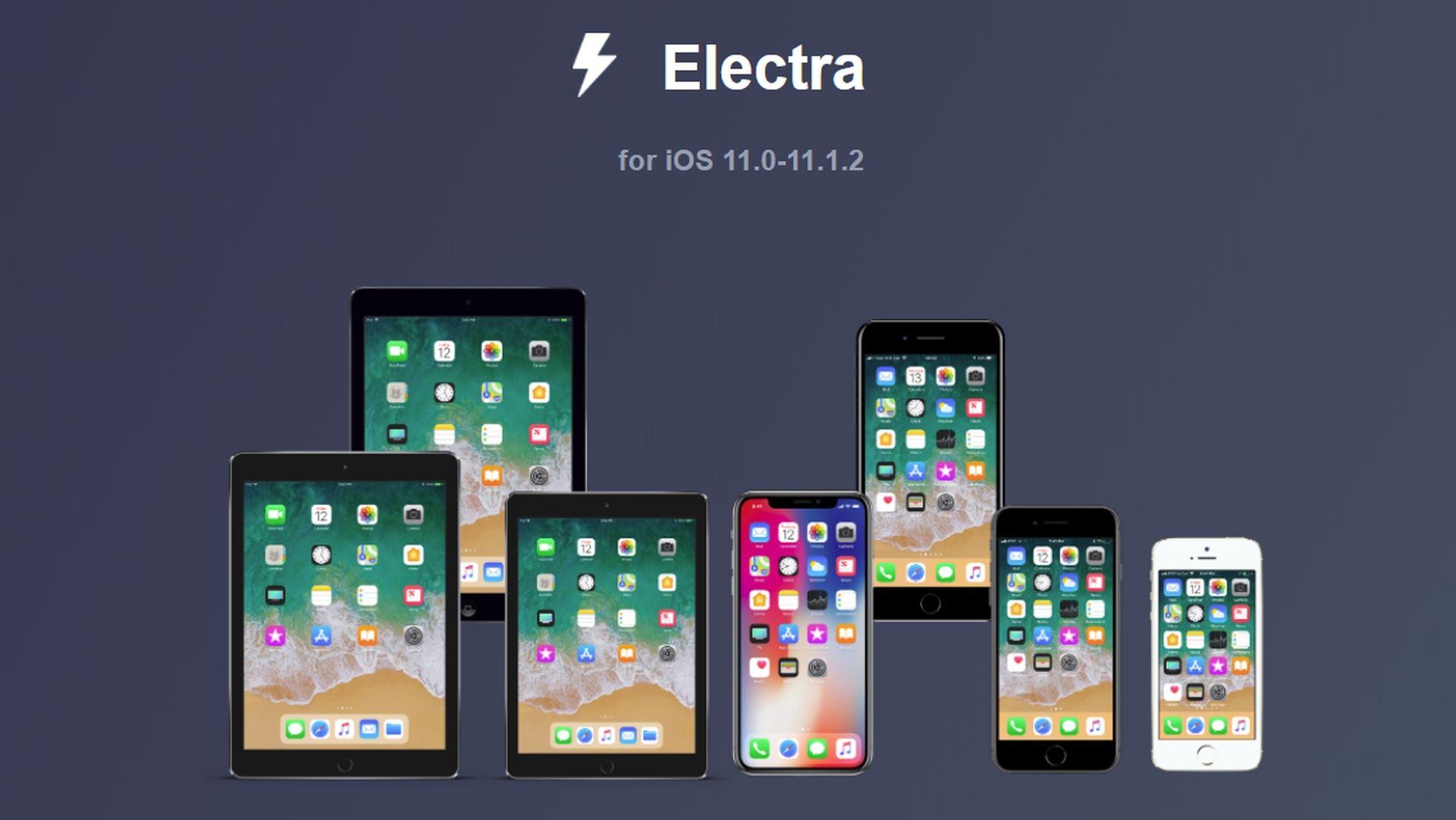 Jak wykonać semi-untethered jailbreak iOS 11.1.2 za pomocą Electra?