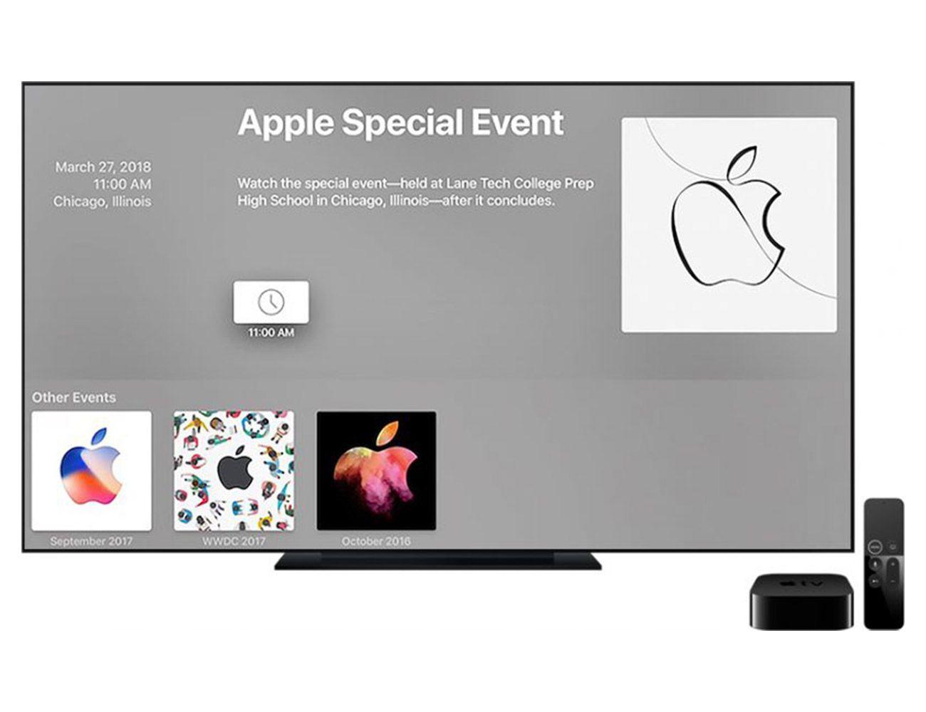 Nie będzie transmisji na żywo z najbliższej konferencji Apple