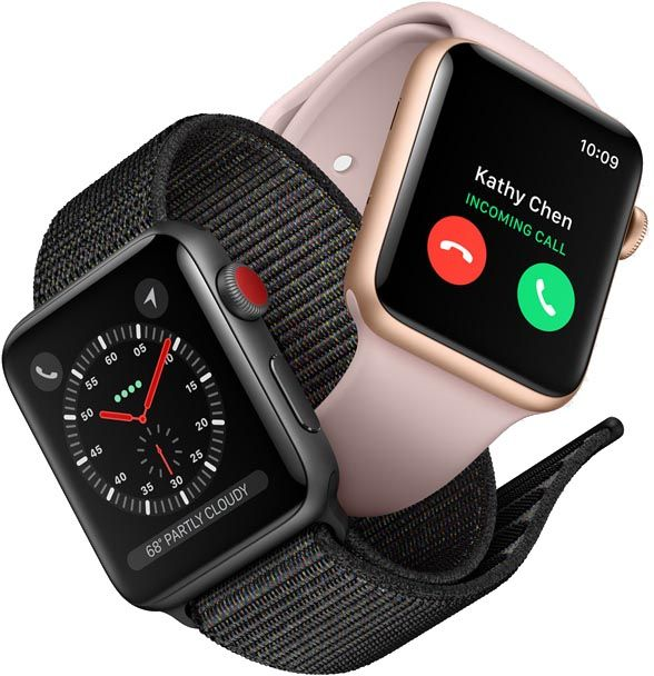 Garśćinformacji na temat Apple Watch 4