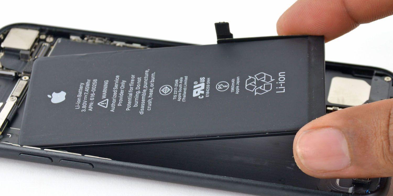Tylko oryginalna bateria Apple zainstalowana w serwisie iphone szczecin AppleMobile.pl zapewnia prawidłową pracę telefonu.