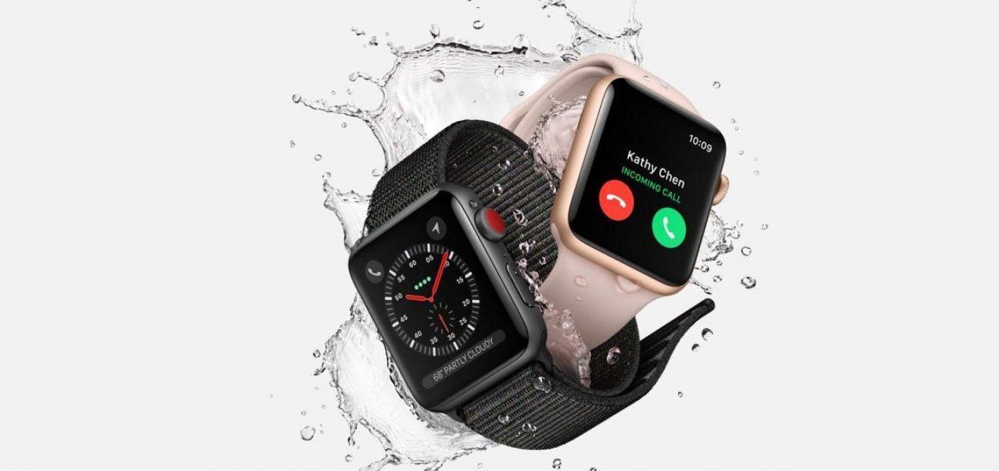 Apple pracuje nad aparatem w zegarku Apple Watch