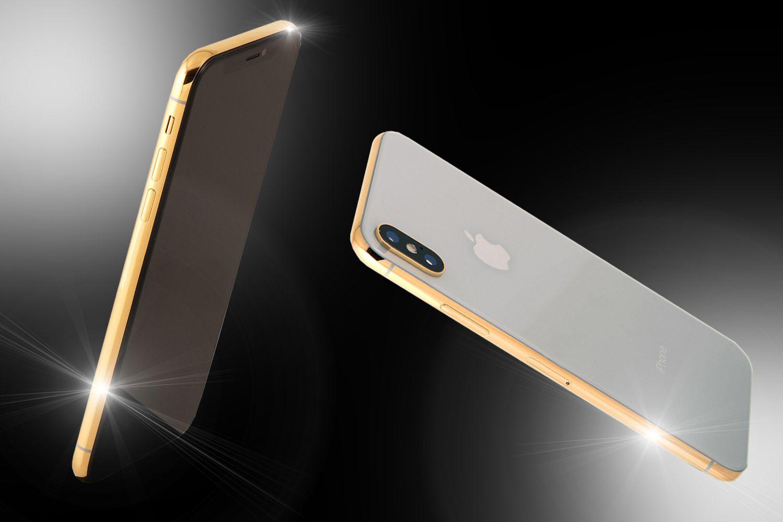 Zbliża się premiera iPhone'a X w kolorze miedzianym?