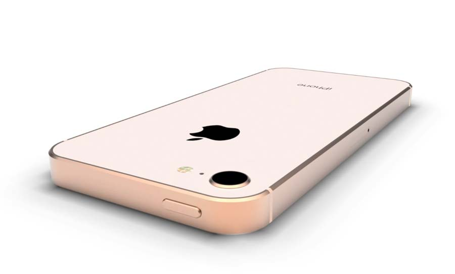 Kolejna, piękna wizja iPhone'a SE 2