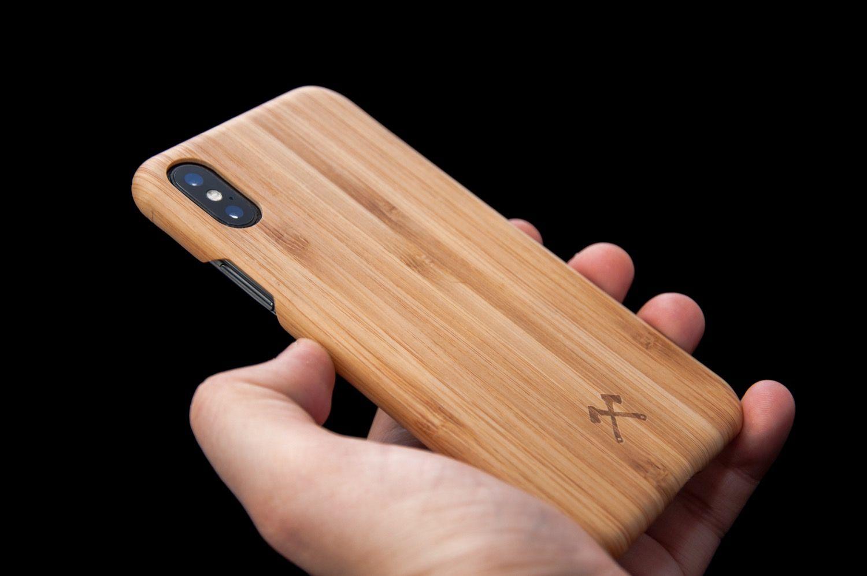 Ekskluzywne i niepowtarzalne etui Woodcessories CEVLAR SERIES dla iPhone X