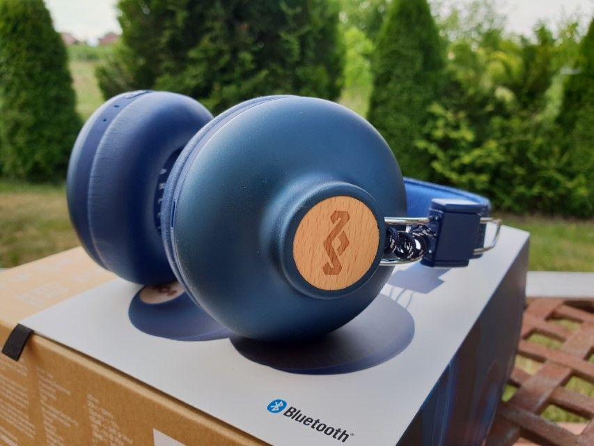 Recenzja słuchawek Positive Vibration 2 Wireless od samego Boba Marley'a