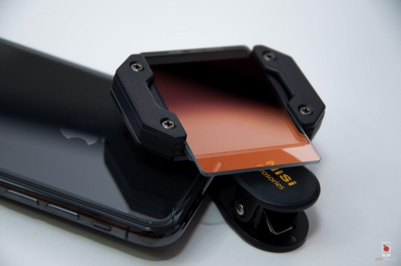 Recenzja Nisi Prosories P1 – systemów filtrów fotograficznych dla smartfona