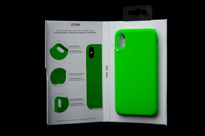 Cover Icon iPhone X  Puro