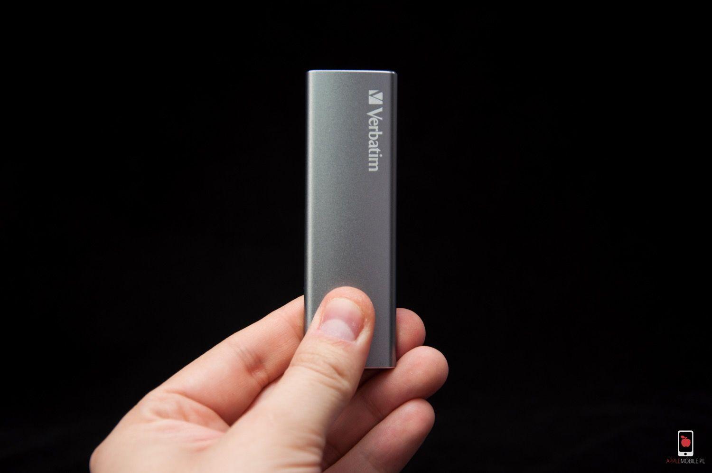 Recenzja Verbatim Vx500 SSD – dodatkowa szybka pamięć dla starego i nowego Macbooka