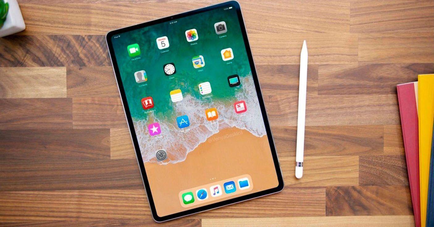 Nadchodzące iPady będą miały zaokrąglone rogi ekranu