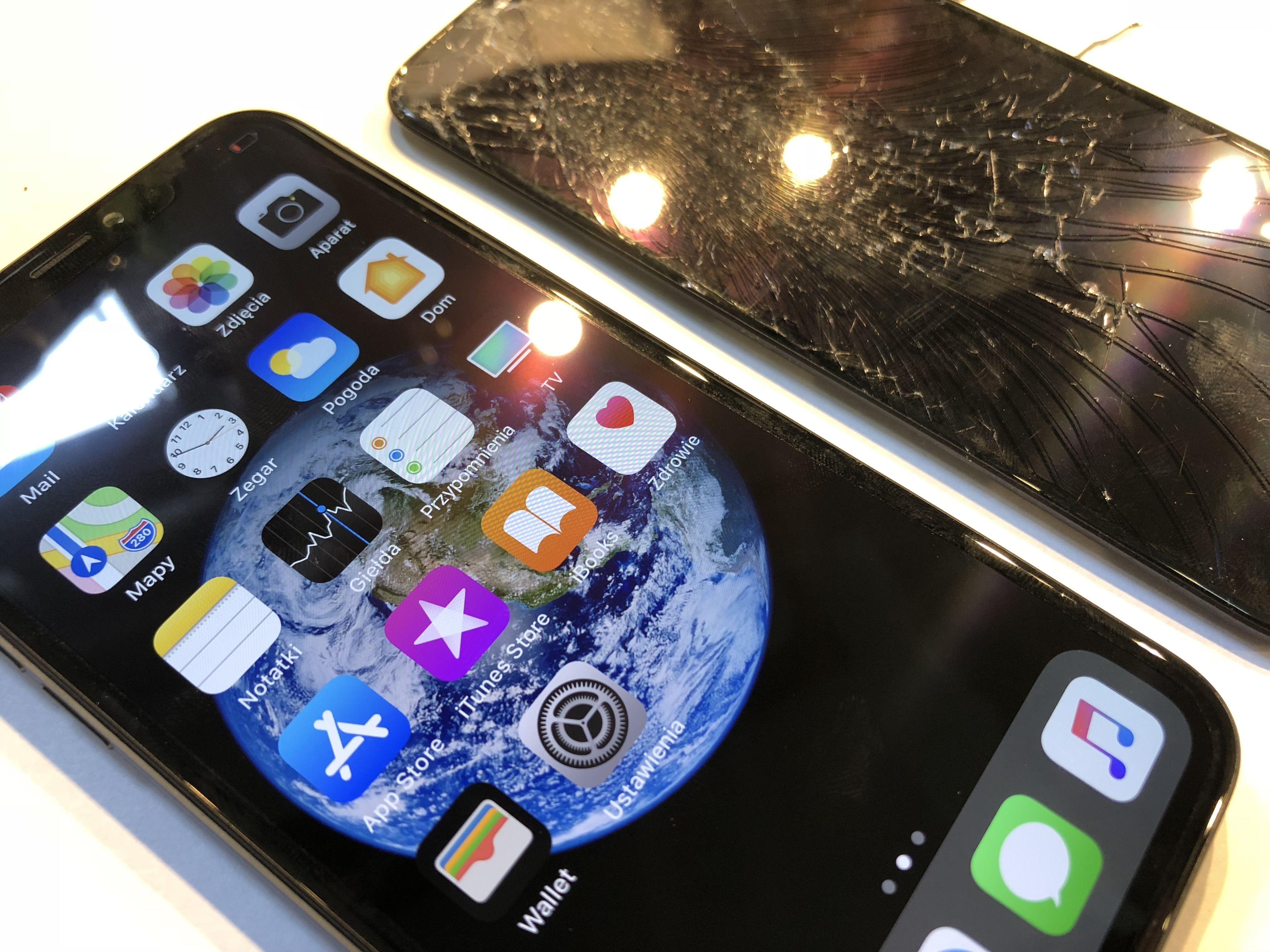 Apple znów uszkadza telefony po nieautoryzowanej wymianie ekranu! Tym razem wymieniając ekran w iPhone 8/8+/X samemu, bezpowrotnie uszkodzisz swój smartfon tuż po zainstalowaniu iOS 11.4.1 i nowszego!