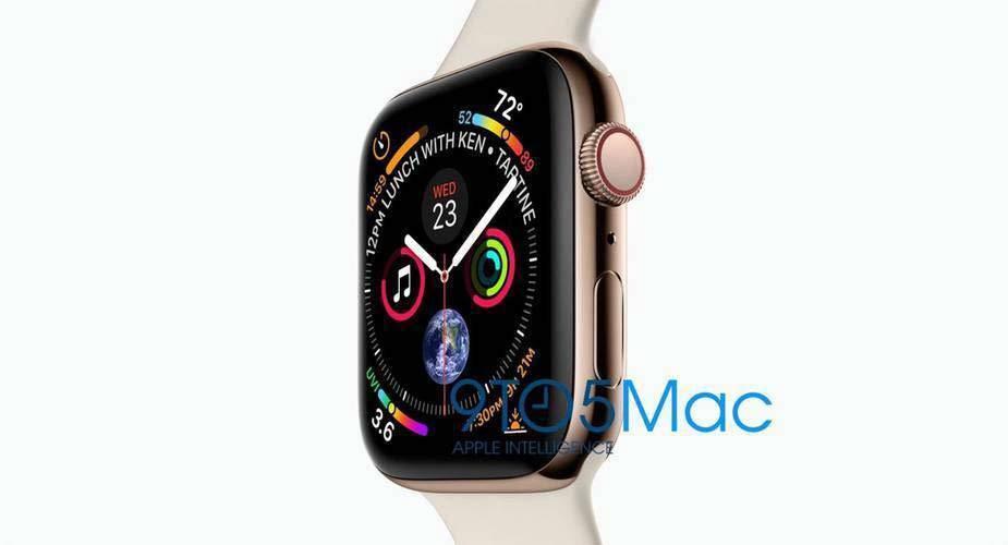 Nowy Apple Watch z lepszą rozdzielczością ekranu