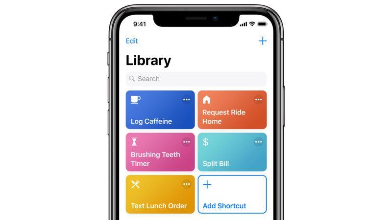 Skróty Siri nie dla wszystkich urządzeń