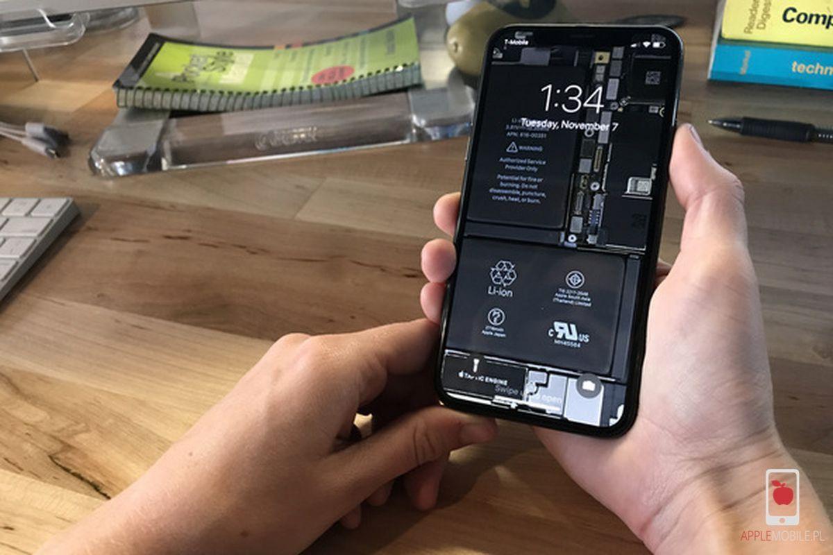Podłączenie ultradźwięków do iPhonea
