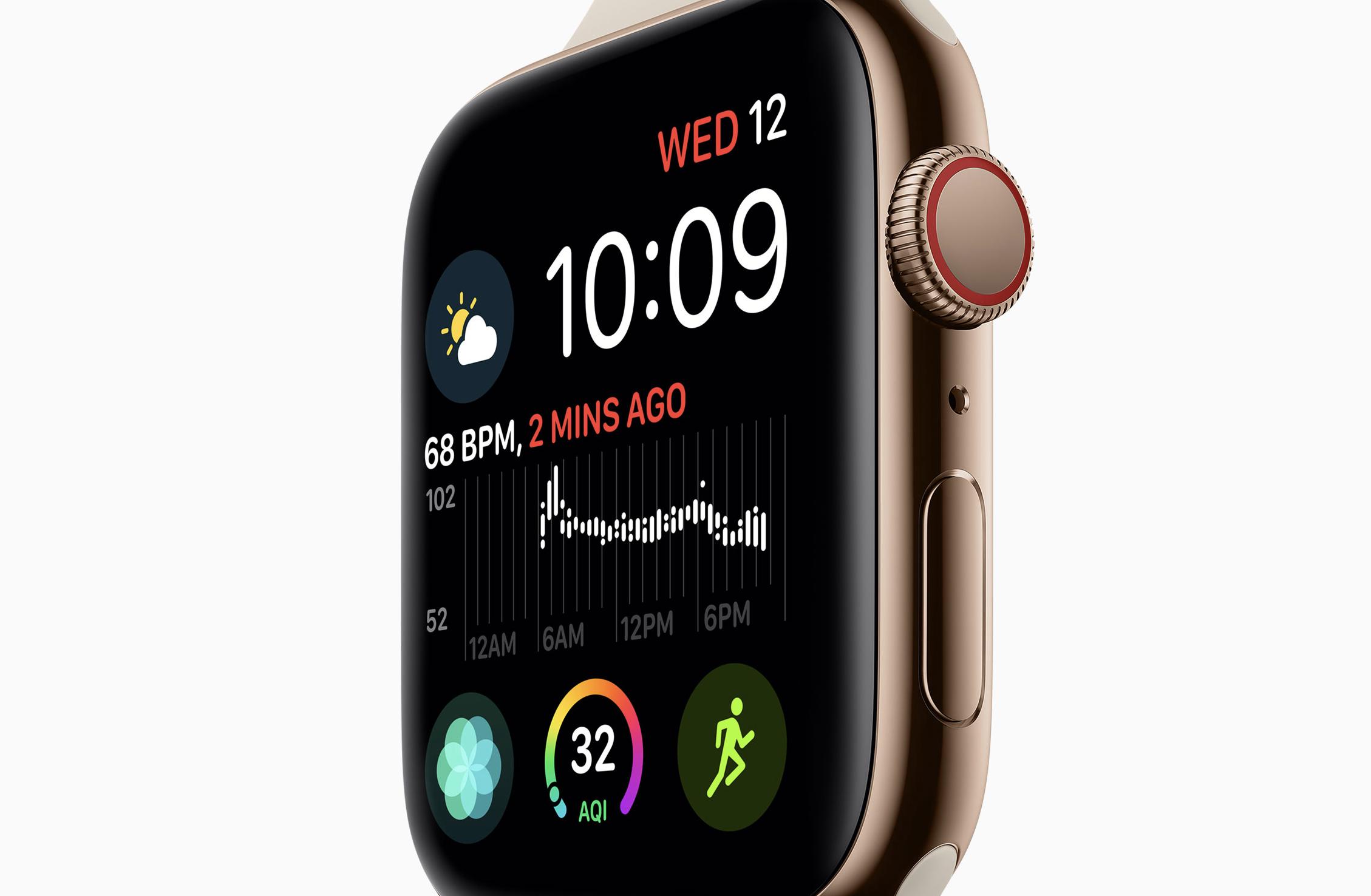 Apple Watch z większym ekranem już jest