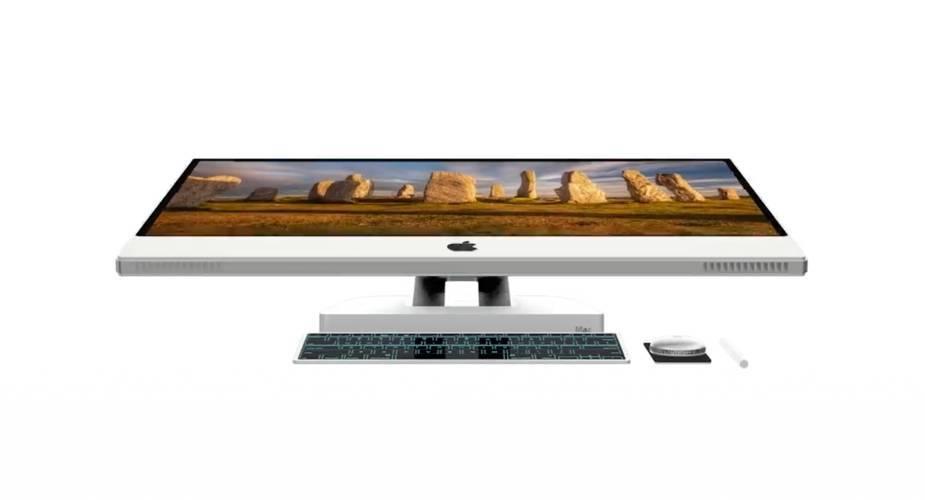 Mac Touch – kolejna wizja komputera od Apple
