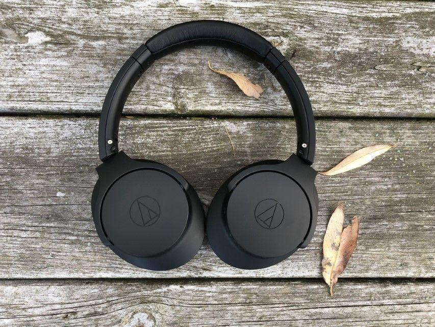 Recenzja Audio-Technica ATH-ANC700BT – pionierski model z aktywną redukcją szumów