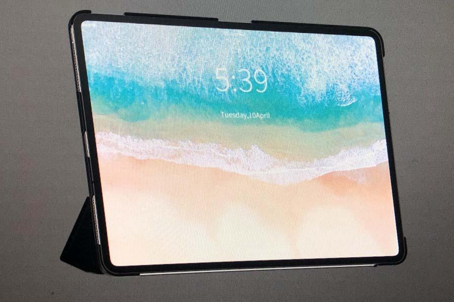 Rendery nadchodzących modeli iPada Pro