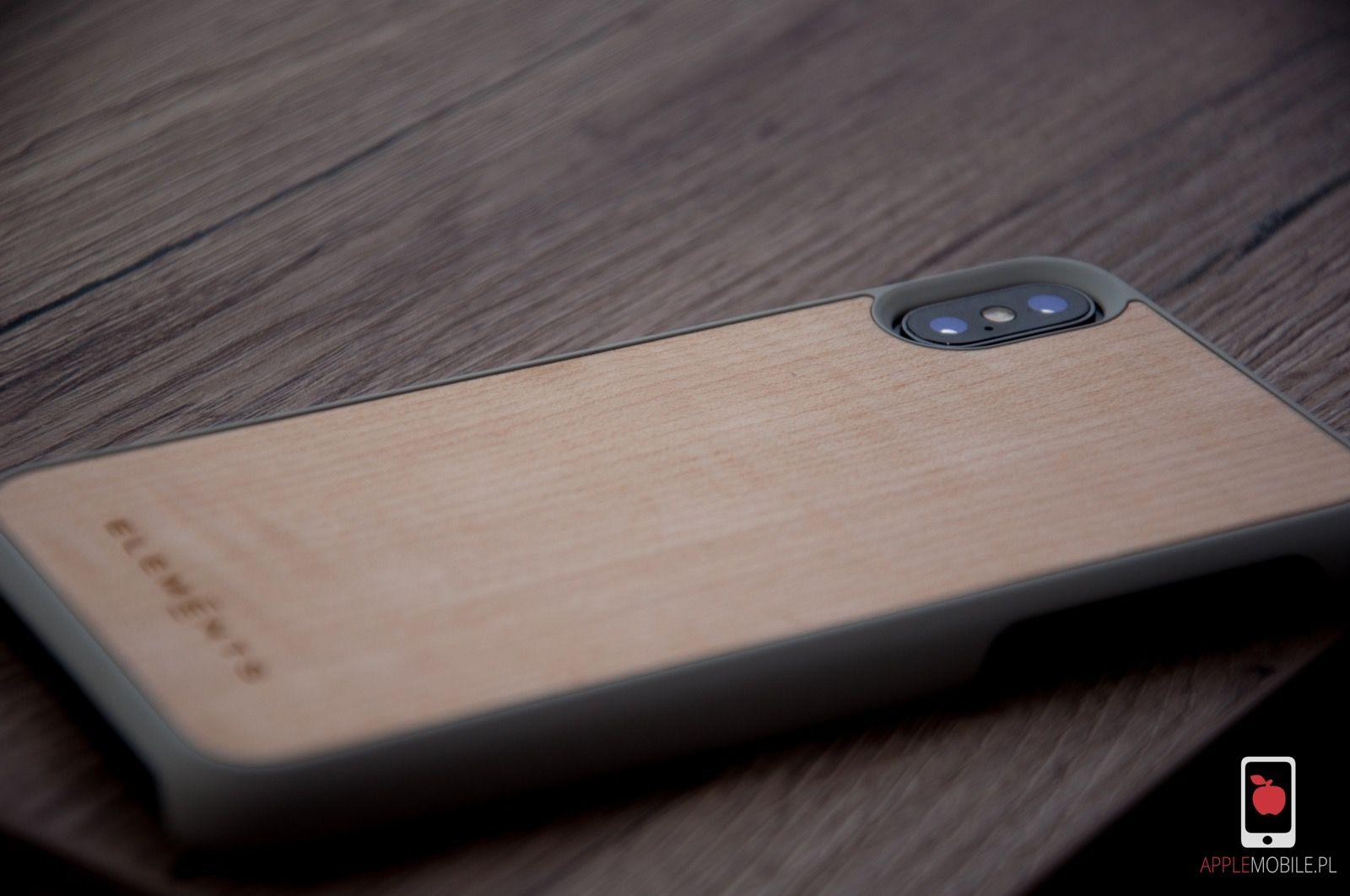 Recenzja etui dla iPhone XS Nordic Elements Gefion – niepowtarzalne, ekskluzywne i.. naturalne.