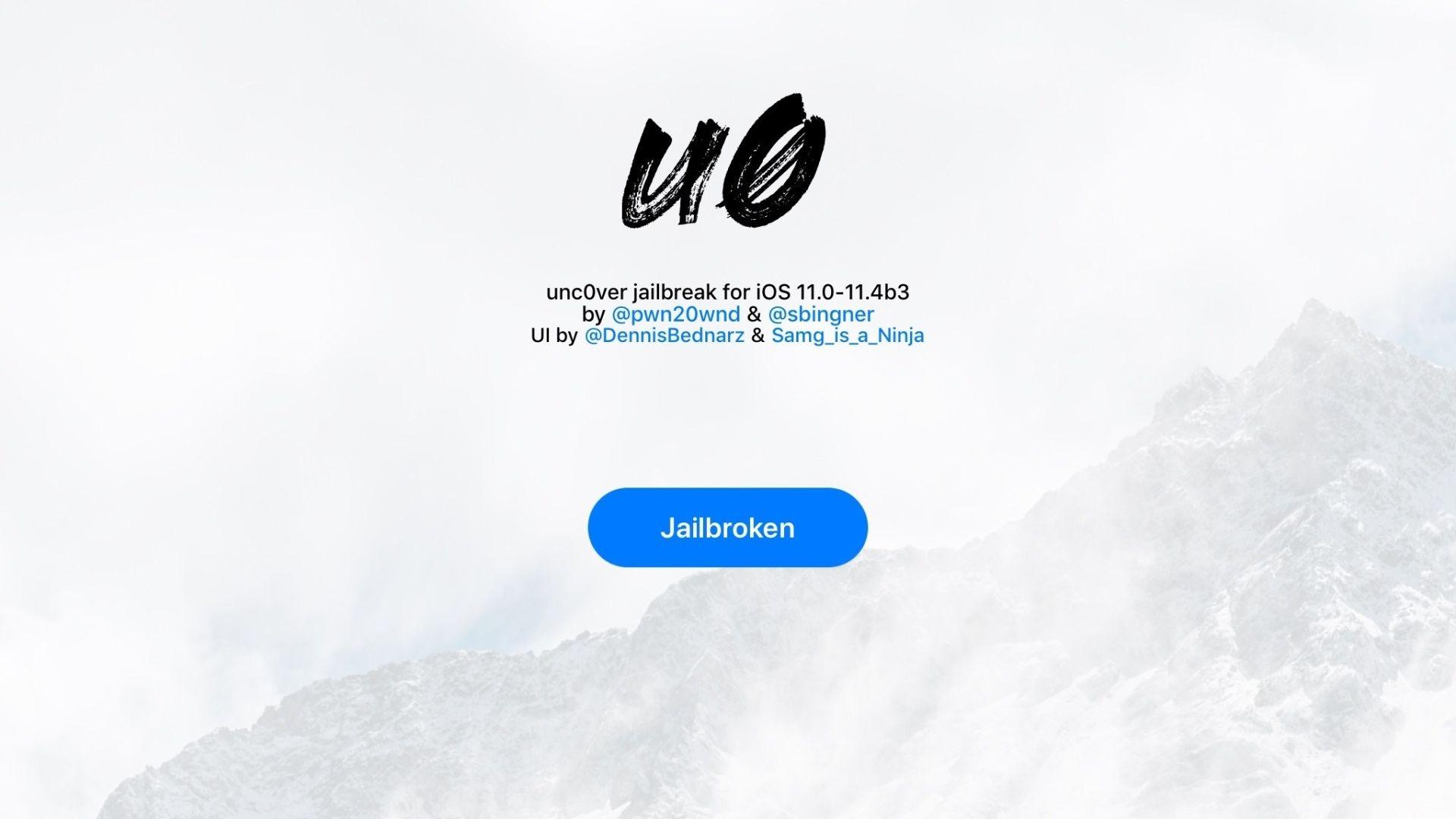 Jak wykonać jailbreak iOS 11.0-11.4 beta 3 poprzez narzędzie unc0ver?