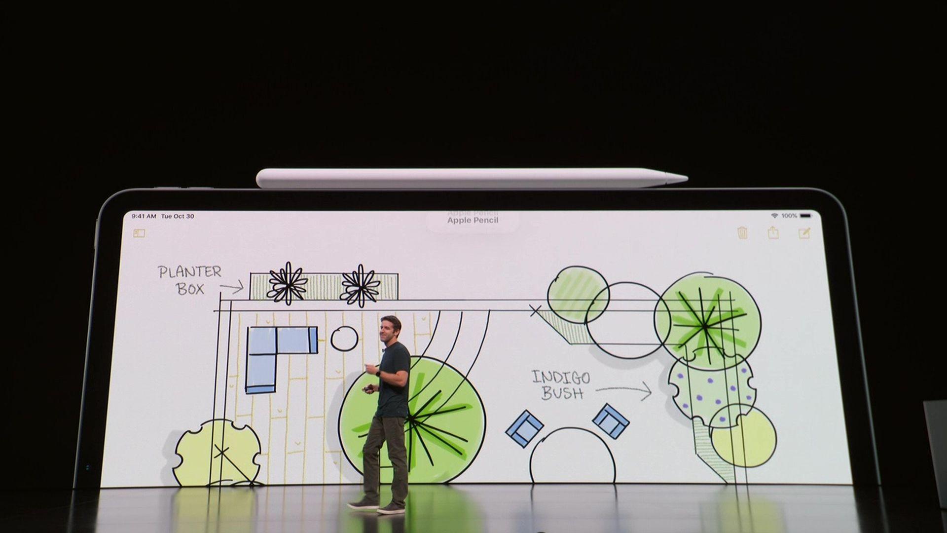 Apple na konferencji pokazało nowego iPada Pro oraz Apple Pencil
