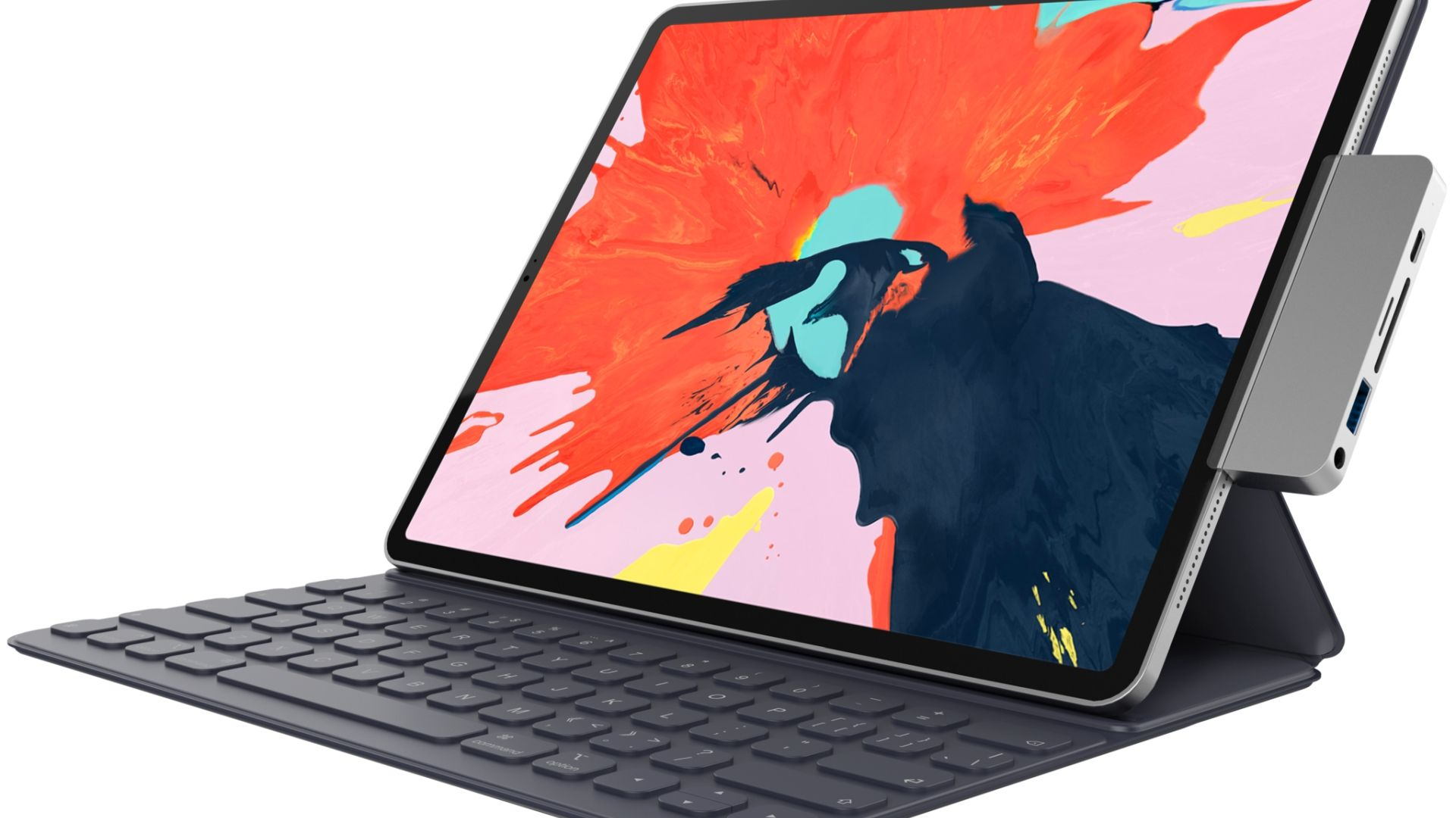 Pierwszy hub USB-C dla nowego iPada Pro