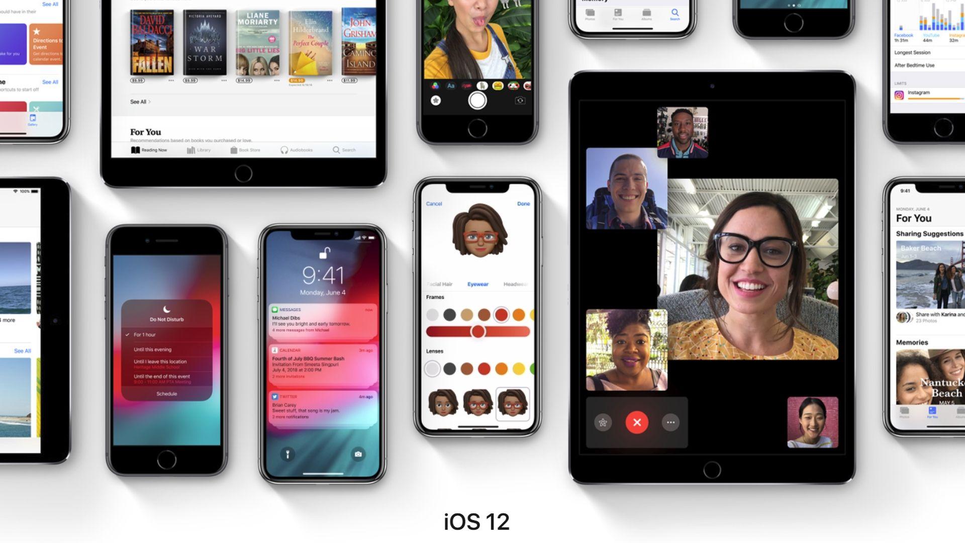 Apple nie podpisuję iOS 12.3, iOS 12.3.1 oraz iOS 12.3.2