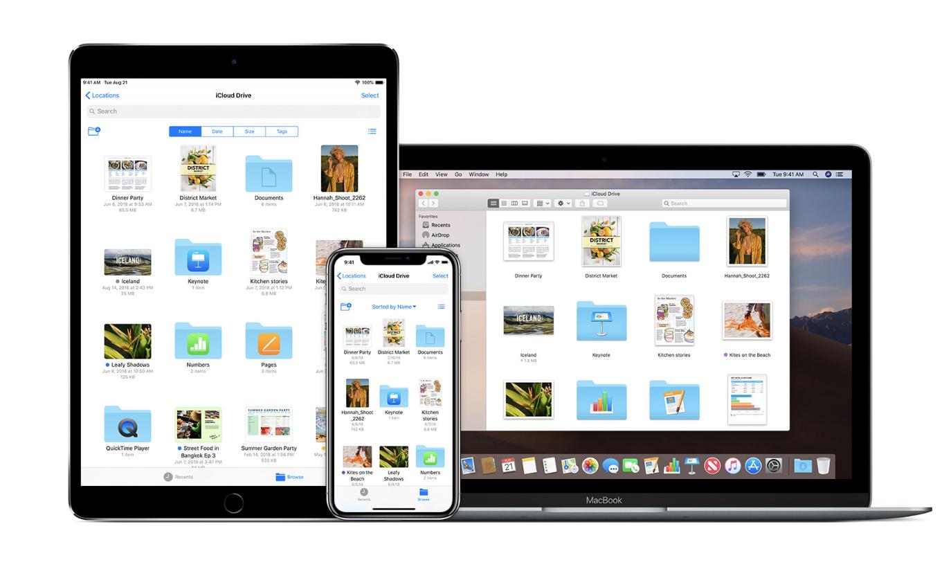 Co nam daje posiadanie iCloud Drive i jak go używać?