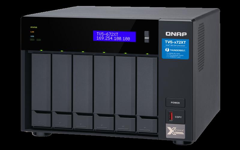 Recenzja QNAP tvs-672xt – recenzja zaawansowanej sieciowej pamięci masowej