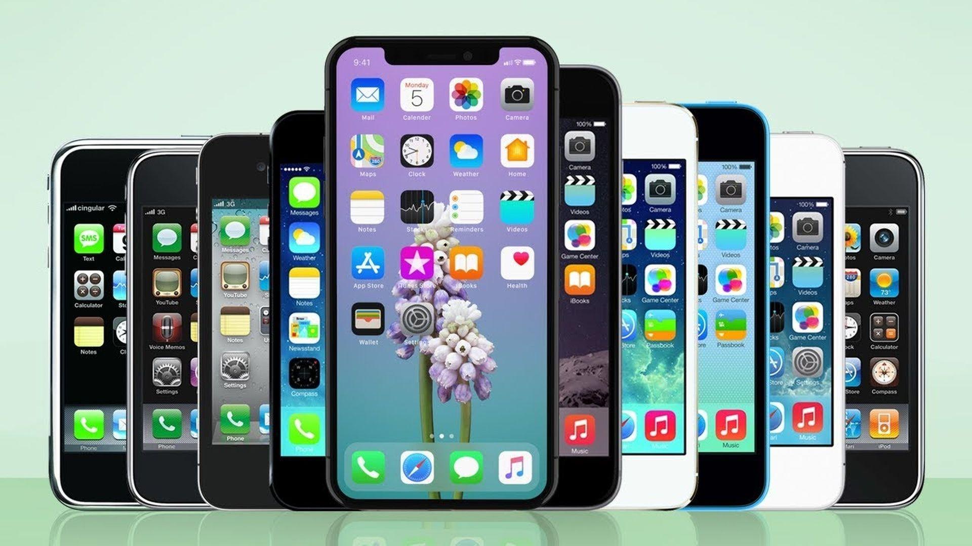 900 milionów iPhone'ów w użyciu na świecie