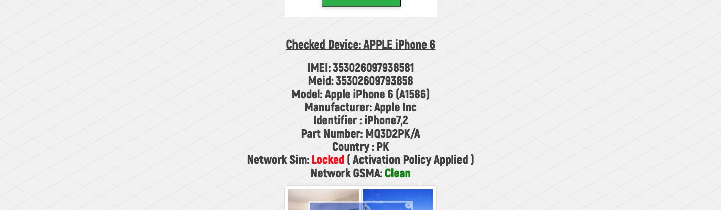 Jak za darmo sprawdzić po IMEI czy iPhone ma założonego SIMLOCK'a?