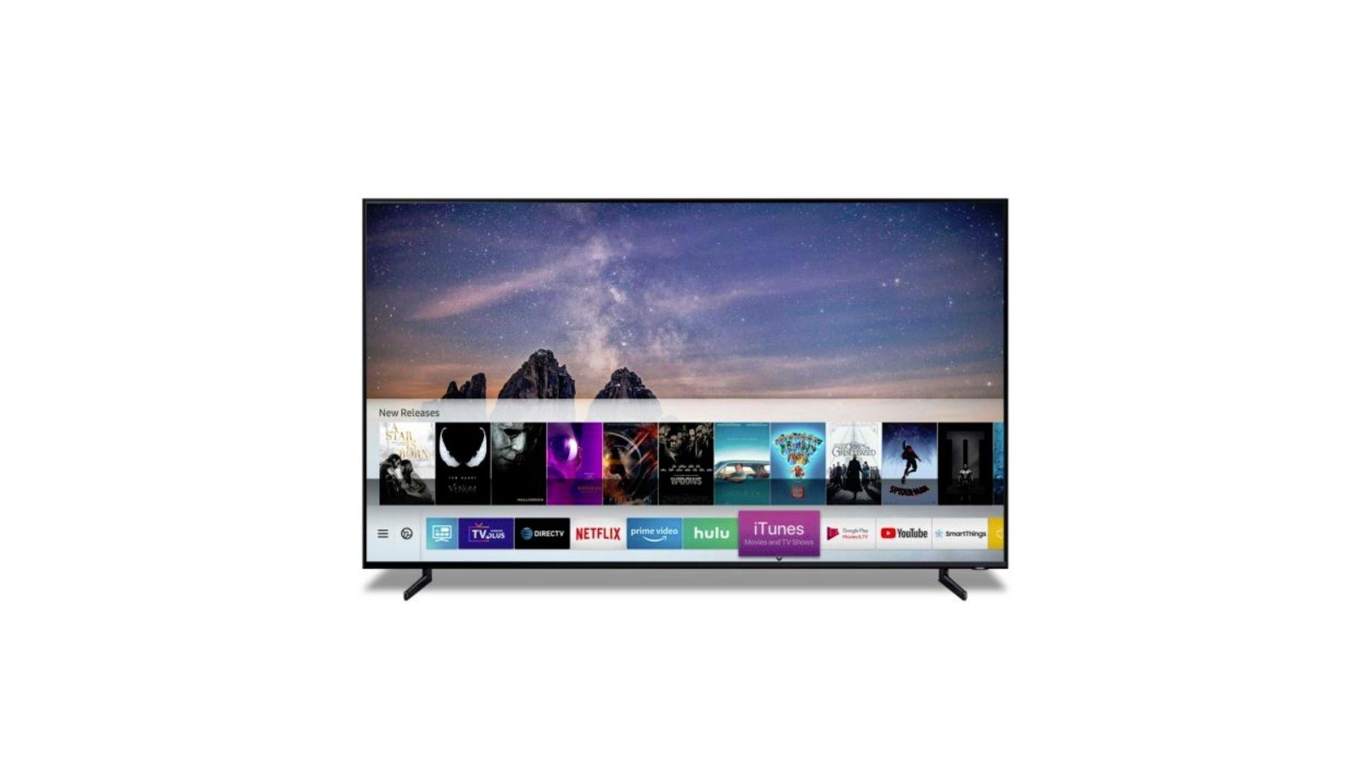 iTunes oraz AirPlay 2 będą dostępne w telewizorach Samsunga