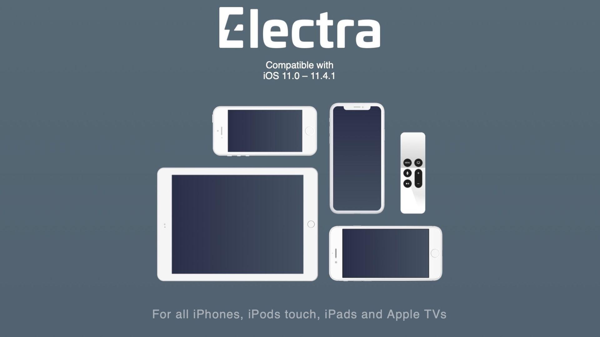 Jak wykonać jailbreak iOS 11.4 i iOS 11.4.1 z Electra?