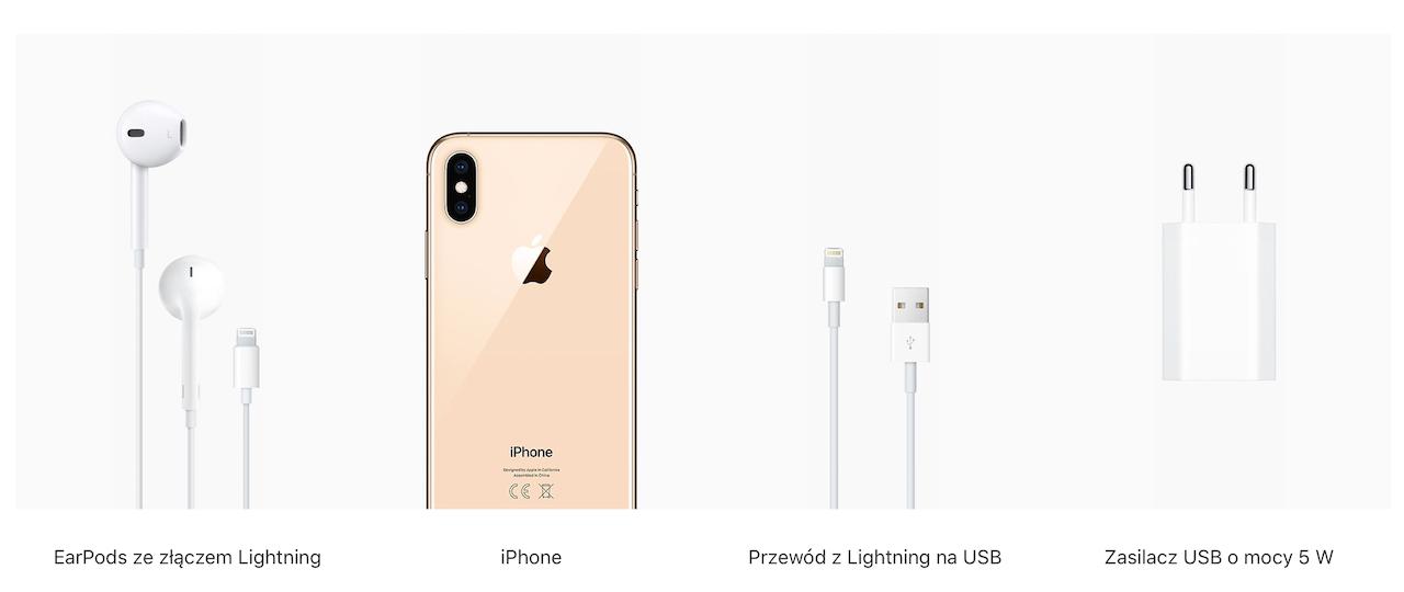 Nowe iPhone'y ze złączem Lightning i ładowarką 5W oraz EarPodsami