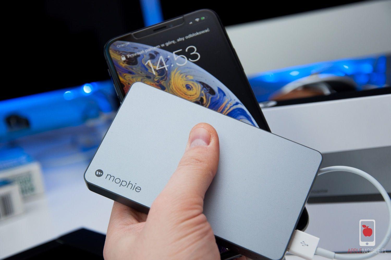 Recenzja Mophie Powerstation – Recenzja powerbanka 5050mAh z portem Lightening i dwoma USB