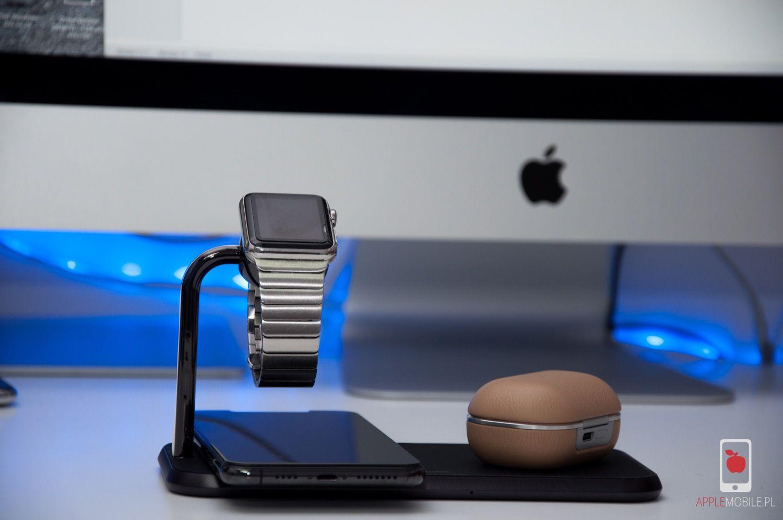 Recenzja ZENS Dual+Watch – ładowarki indukcyjnej dla trzech urządzeń. Zapomnijcie o Apple AirPower.
