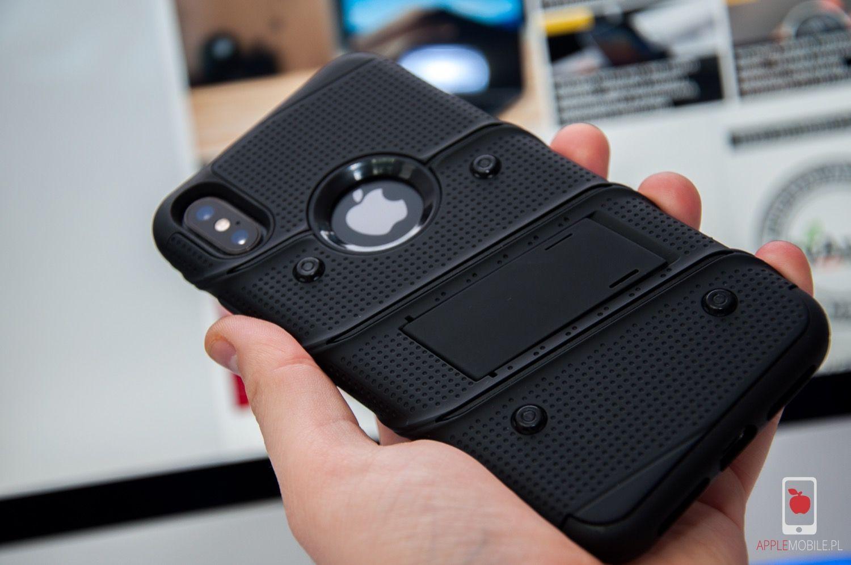 Recenzja ZIZO Bolt Series – tylko te etui zagwarantuje wam bezpieczeństwo iPhone'a XS Max podczas upadku