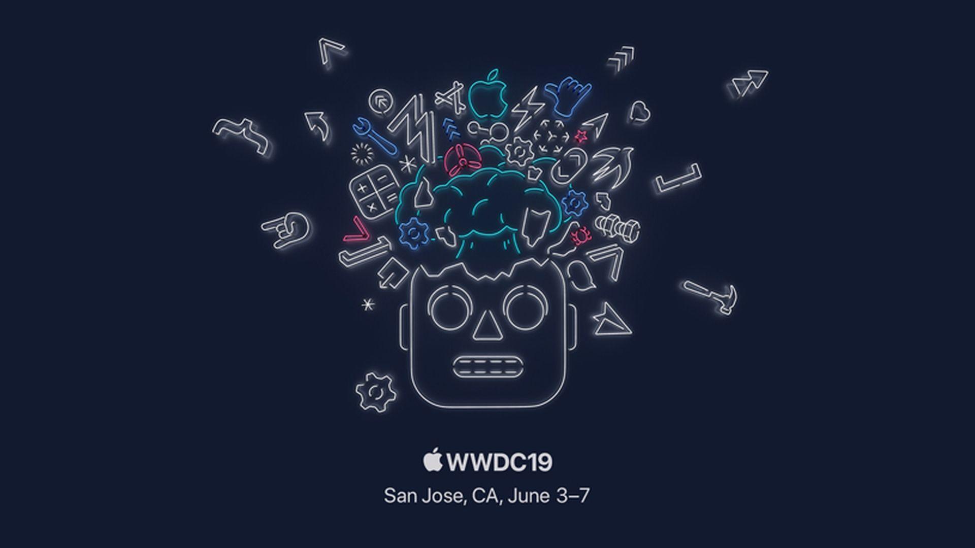 Apple ogłasza WWDC 2019 na 3-7 czerwca