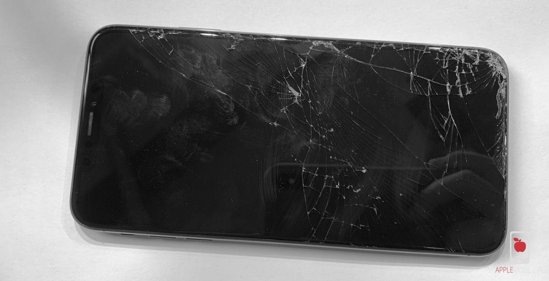 Rozbita szybka w iPhone XS MAx to wydatek kilkuset złotych. Oryginalny ekran znajdziesz w serwisie APPLEMOBILE.PL w SZCZECINIE