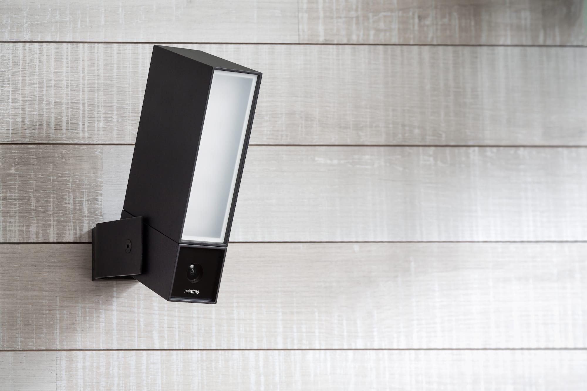 Recenzja Netatmo Presence – zewnętrzna inteligentna kamera z wbudowanym oświetleniem i funkcją wykrywania obiektów